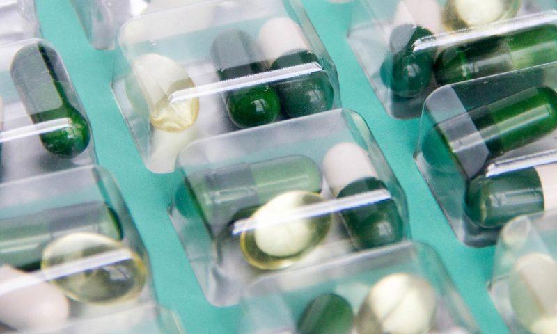 Medication in Japan Pills