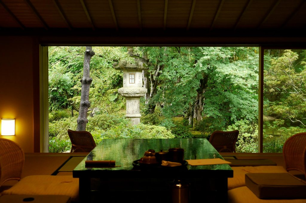What is a Ryokan Window View