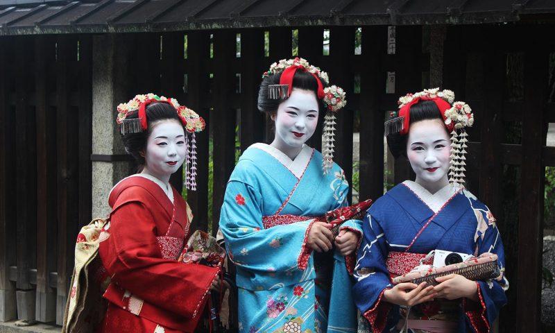 What is a geisha group