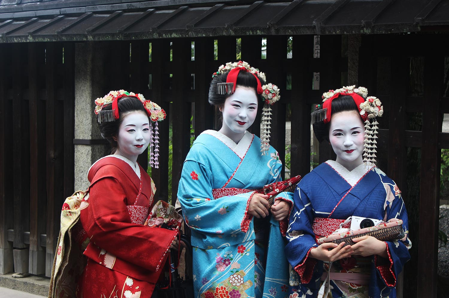 What is a geisha group