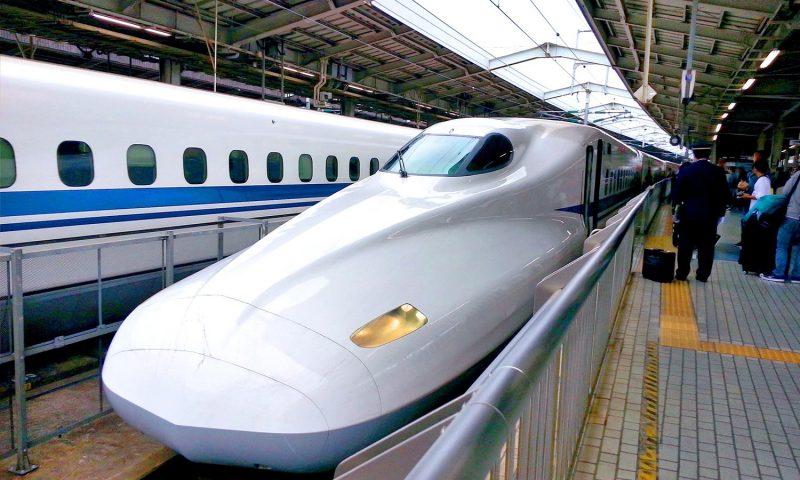 JR Pass Japan Shinkansen Station