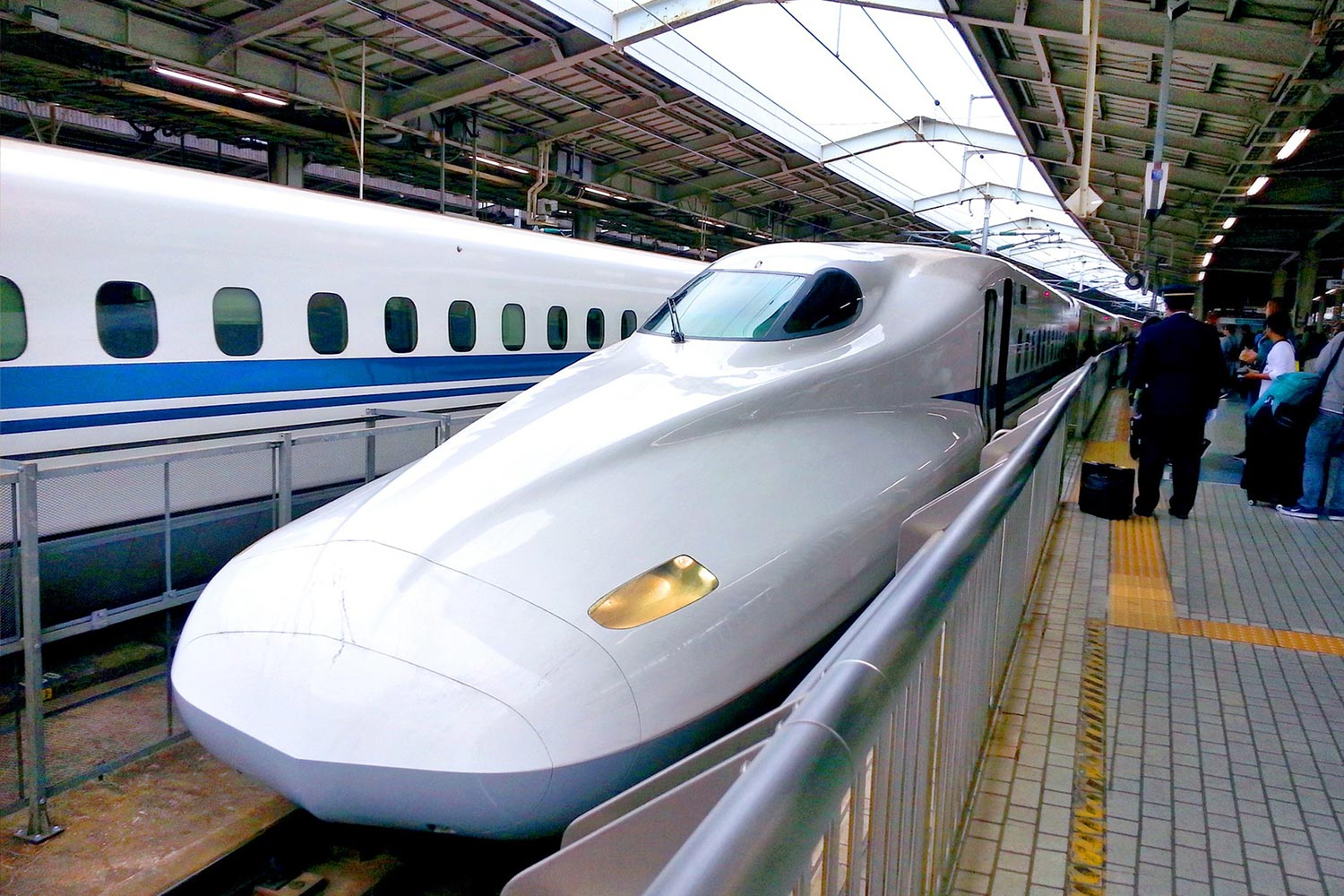 JR Pass Japan Shinkansen Station