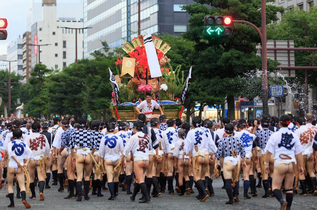 Things to do in Fukuoka Hakata Gion Yamakasa