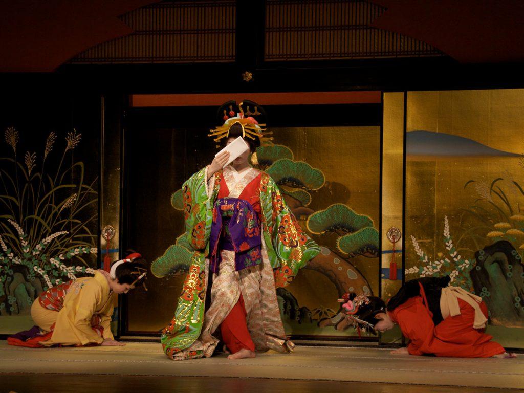 Yoshiwara Tokyo Oiran