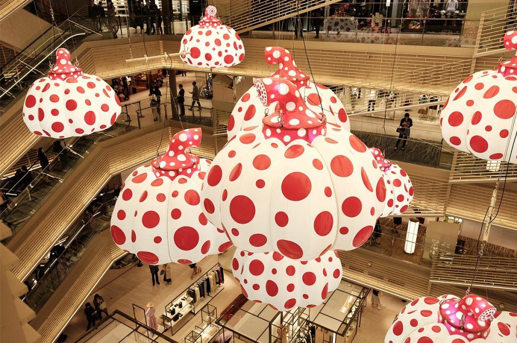 Shopping in Tokyo Ginza Six