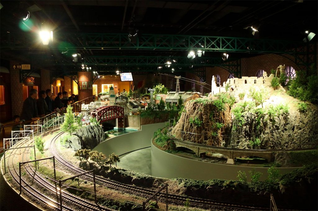 Things to do in Yokohama HARA Model Railway Museum