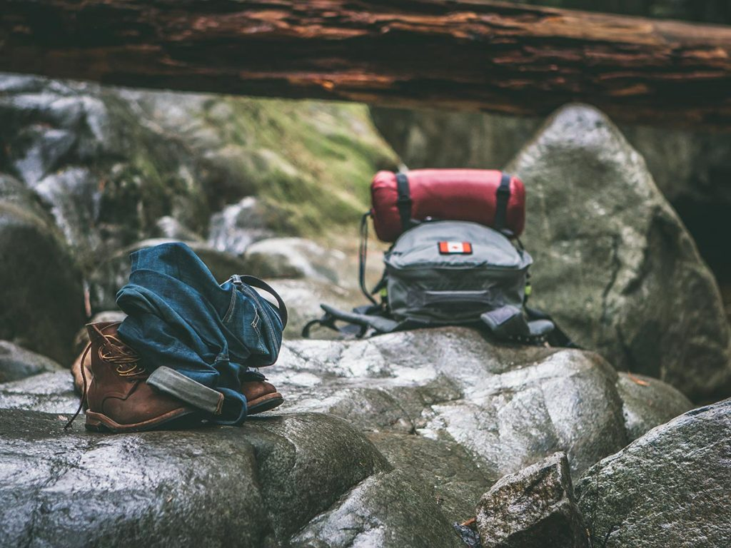 Yakushima Island Backpack