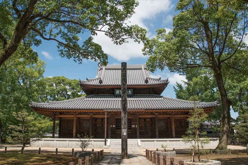 Things to do in Fukuoka Shofukuji Temple