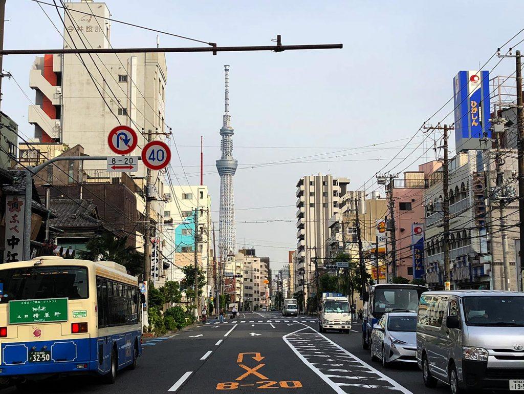 Yoshiwara Tokyo Skytree