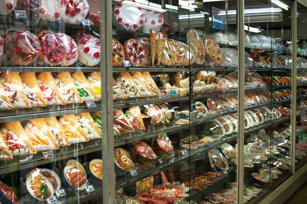 Shopping in Tokyo Kappabashi Fake Food