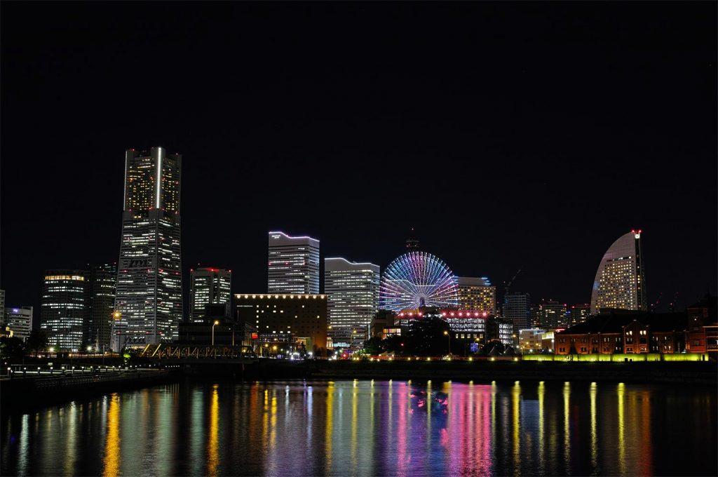 Things to do in Yokohama Minato Mirai at night