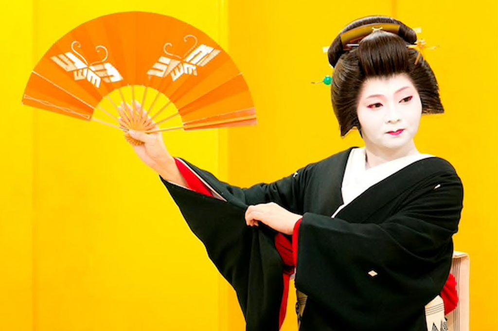 What is a geisha nihonbashi