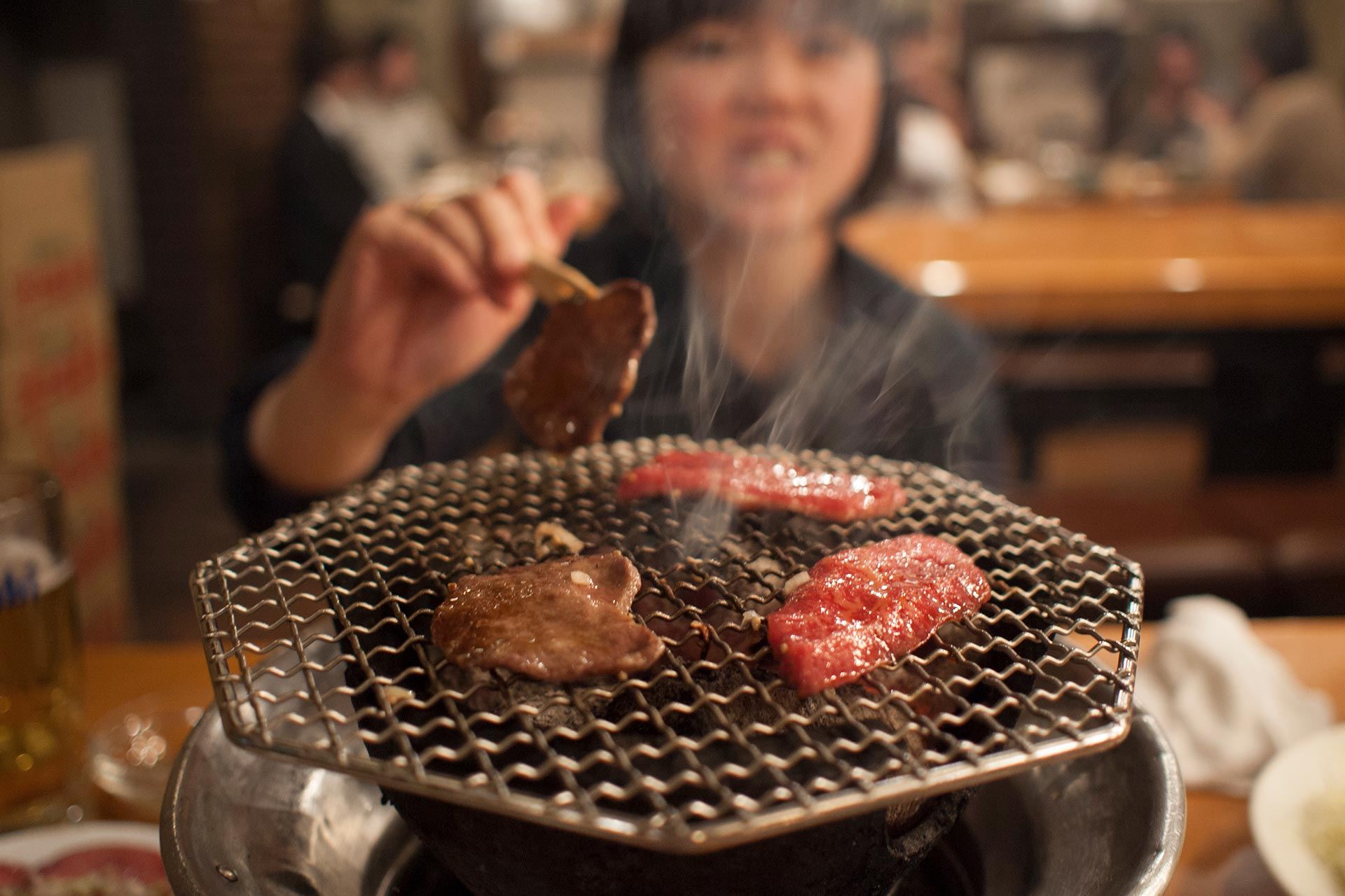 Osaka Food Yakiniku