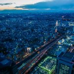 Things to do in Yokohama Sky Garden at night