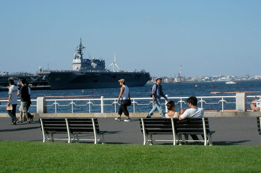 Things to do in Yokohama Yamashita Park