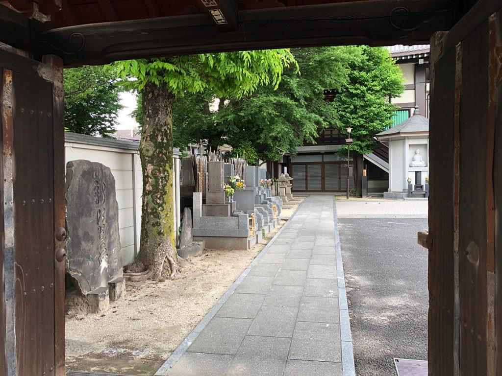 Yoshiwara Tokyo Jyokanji Temple