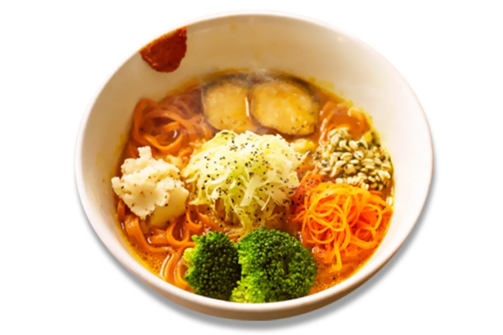 Healthy Japanese Food Sora No Iro Ramen