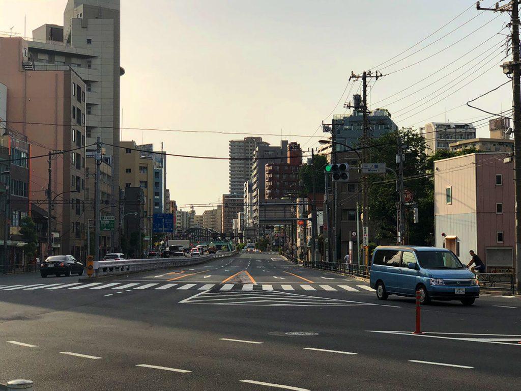 Yoshiwara Tokyo Street