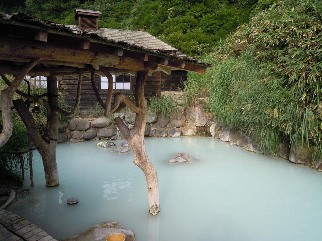 Onsen Etiquette Hot Spring