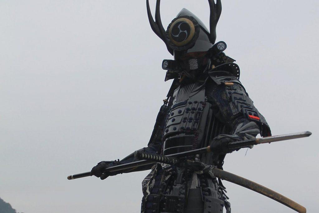 Japanese Culture Samurai katana