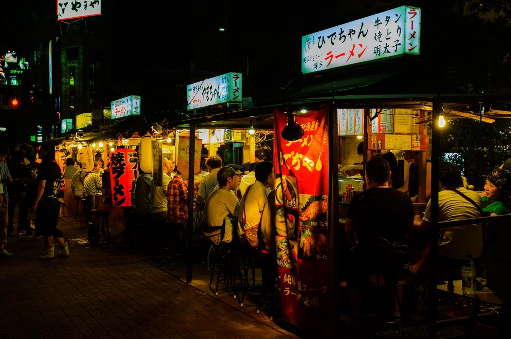 Things to do in Fukuoka Yatai Stall