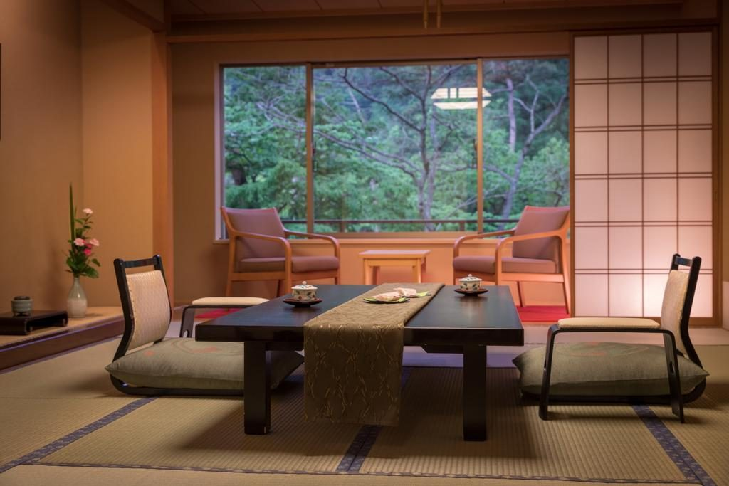 what is a ryokan