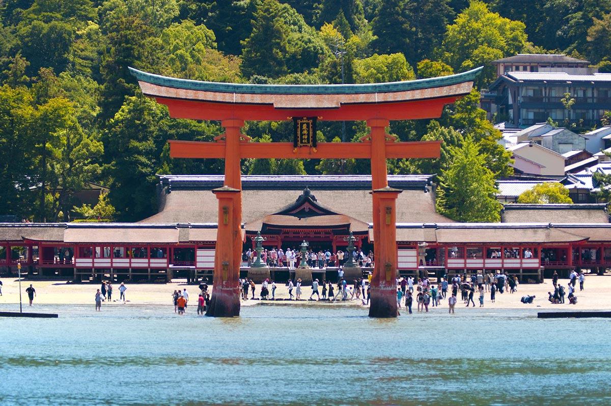Miyajima Island Tori