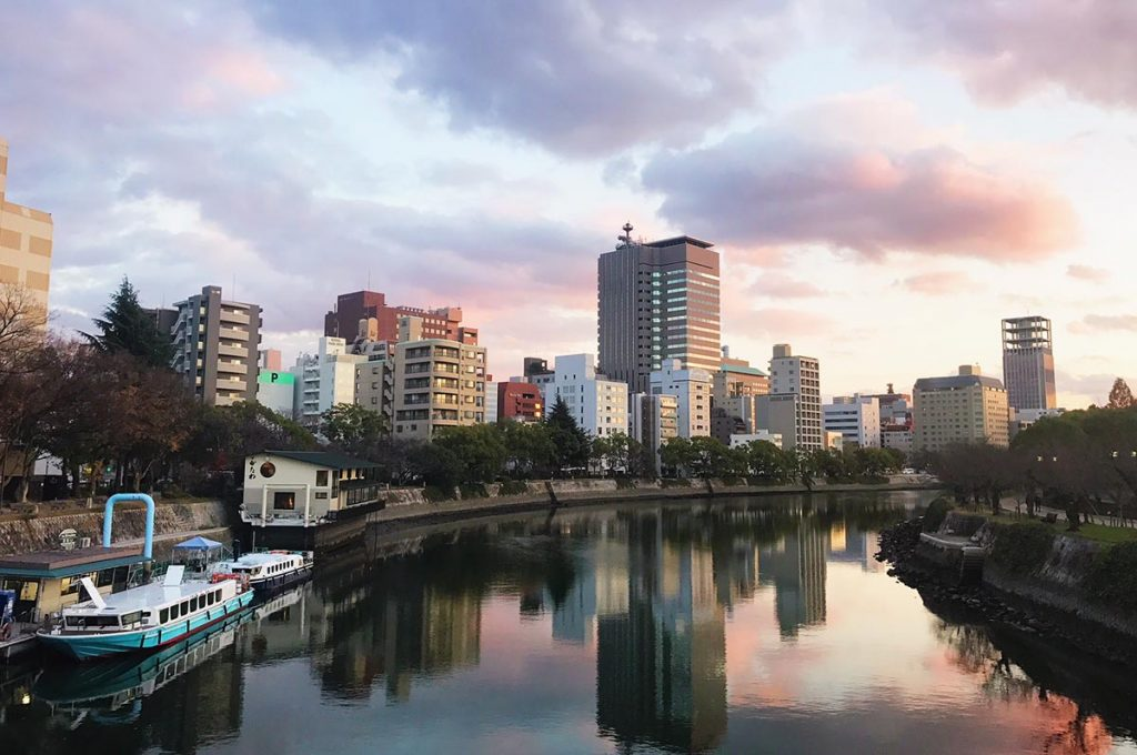 Things to do in Hiroshima Sunset