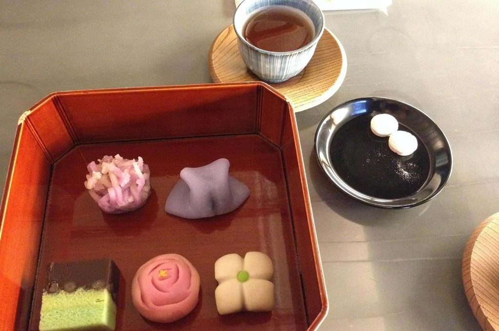 Best food in Kyoto Kagizen Yoshifusa