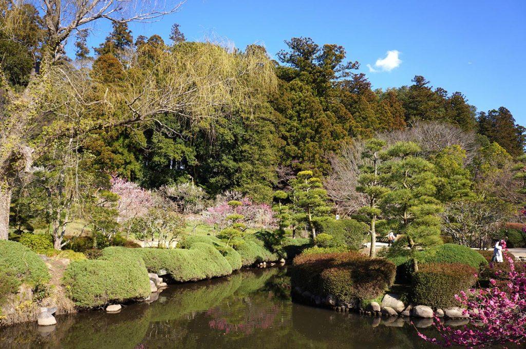 Japanese Garden Kairakuen