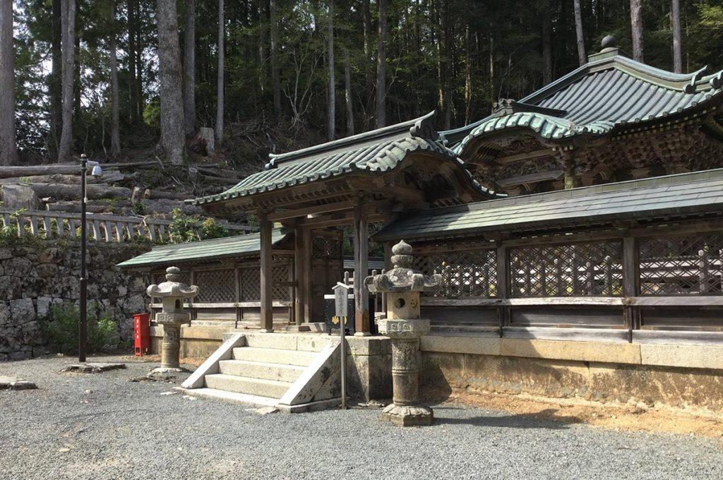Koyasan Japan Tokugawa Mausoleum