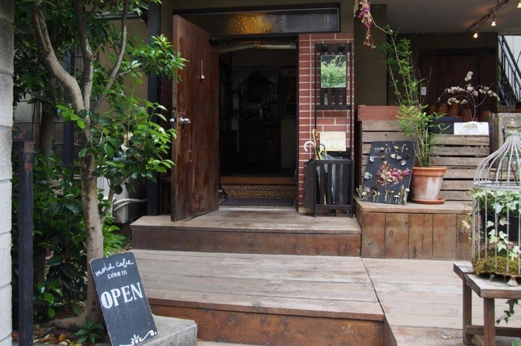 Shimokitazawa Tokyo mois cafe