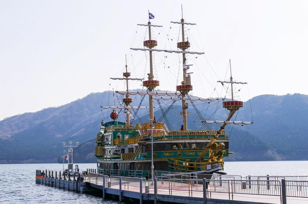 Things to do in Hakone Cruise Ship