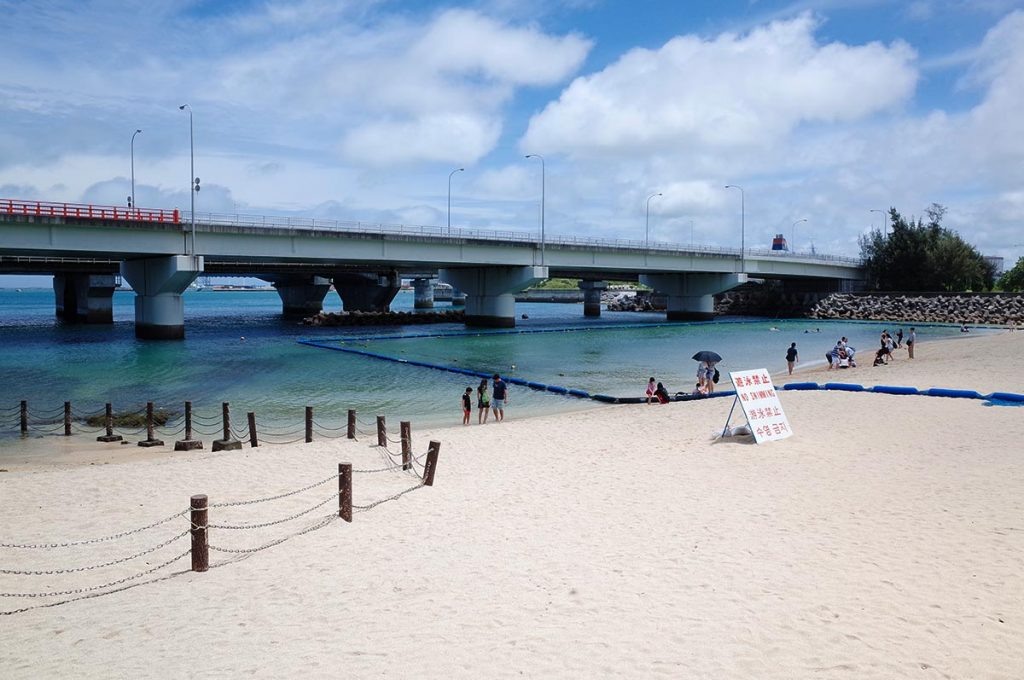 Naha Okinawa Naminoue Beach