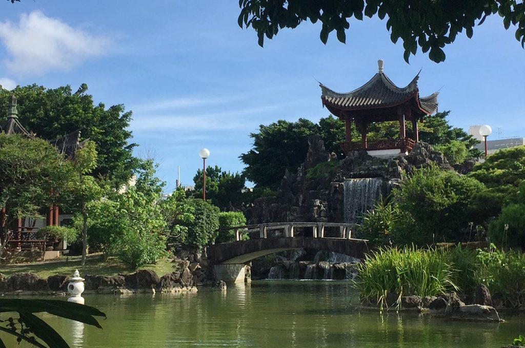 Naha Okinawa Fukushuen Garden