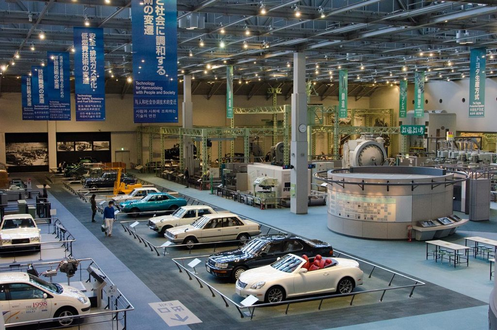 Things to do in Nagoya Toyota Museum