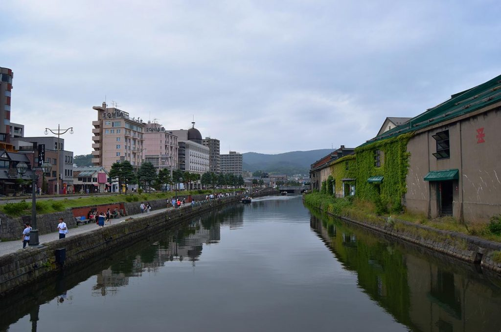 Things to do in Sapporo Otaru Canal