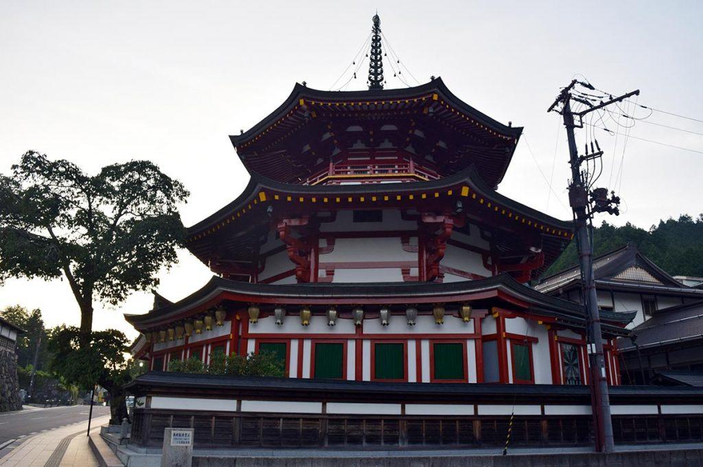 Koyasan Japan Manito Pagoda