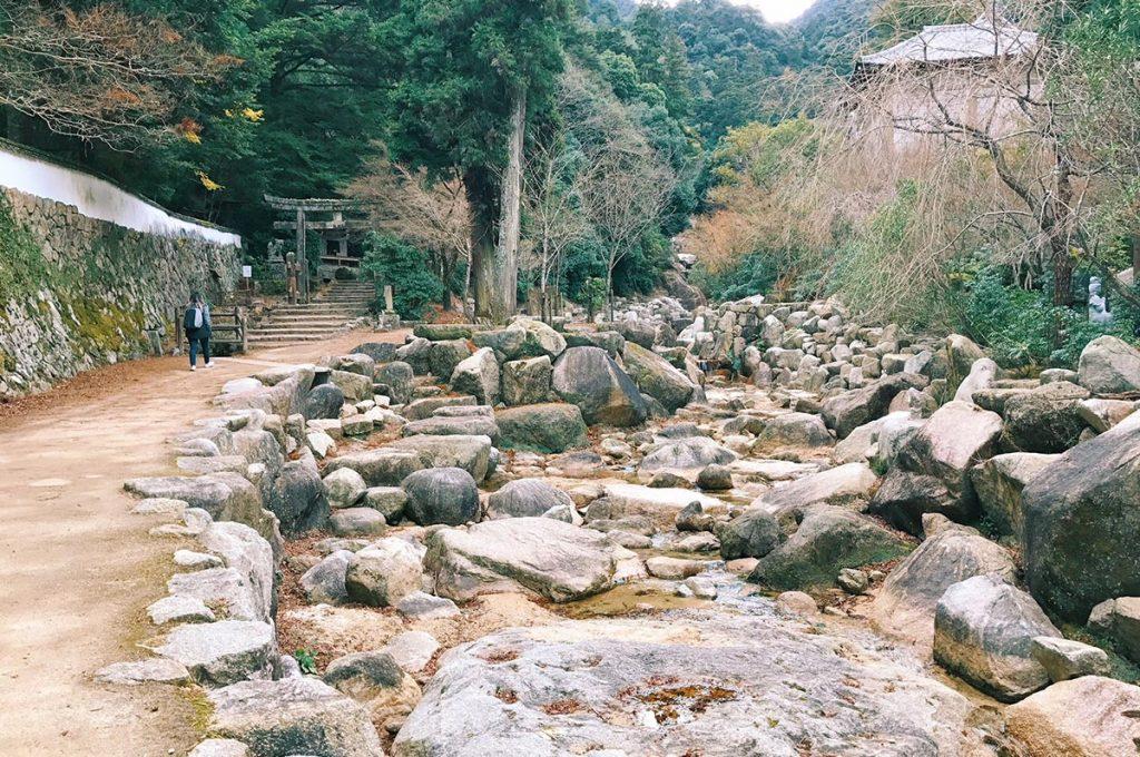 Miyajima Island Mt Misen