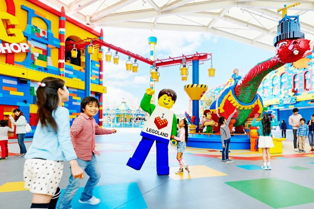 Things to do in Nagoya Legoland