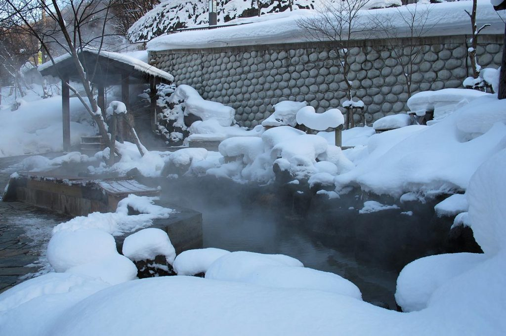 Things to do in Sapporo Onsen