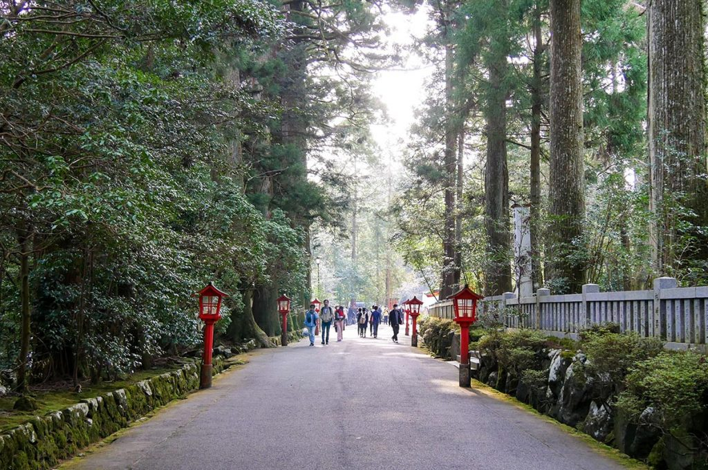 Things to do in Hakone Shrine