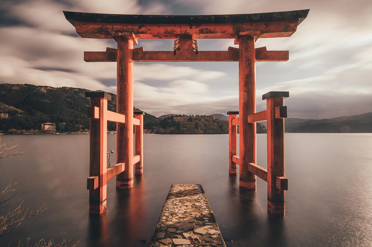 Things to do in Hakone Torii