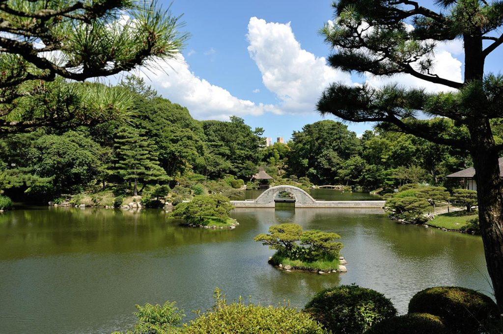 Things to do in Hiroshima Shukkeien Garden