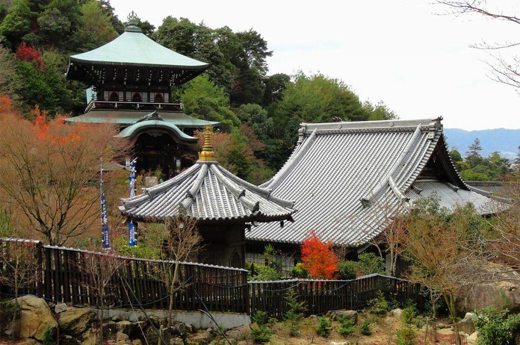 Miyajima Island Temple