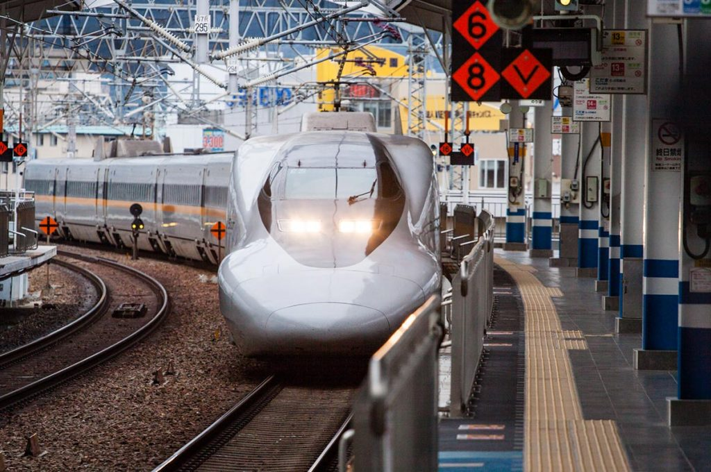 Things to do in Hiroshima Shinkansen