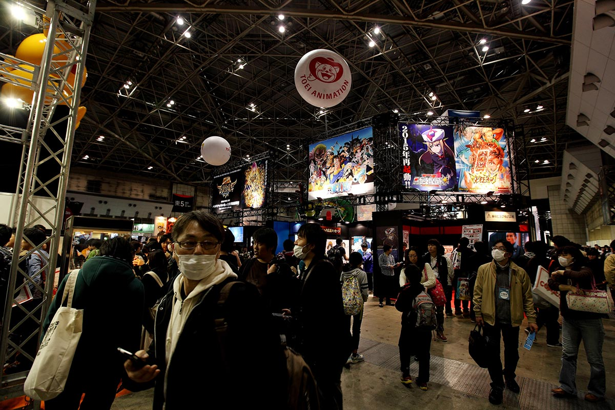 best time to travel to japan Anime
