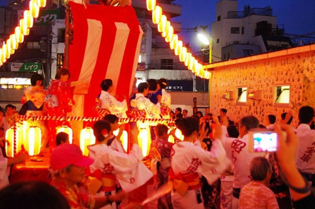 Shimokitazawa Tokyo Summer Festival