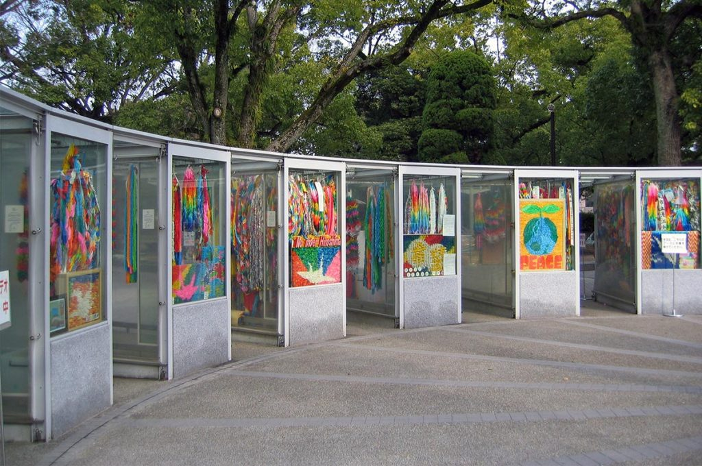 Things to do in Hiroshima Children Peace Monument Tsuru