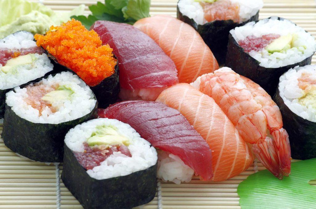 Edo Period Japan Sushi